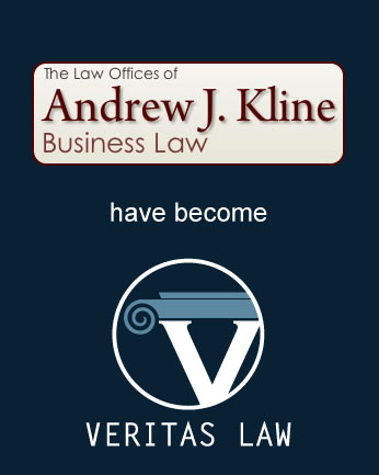 The Law Offices of Andrew J. Kline have become Veritas Law